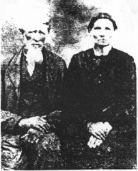 Alson and Sarah (Russell) Gordon