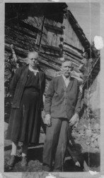 John Pleasant and Lillie Louetta (Calloway) White