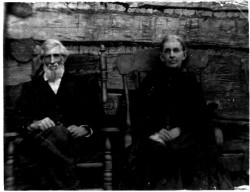 William Alexander and Nancy A. R. (Parker) Waggoner